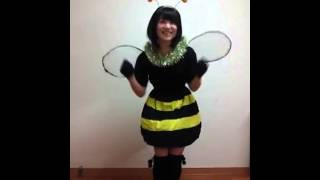 121230 NMB48 植田碧麗 みーれバチだよ♡♪(笑)