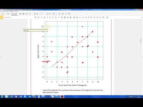 Correlation and Regression Lab Part 2 Captioned