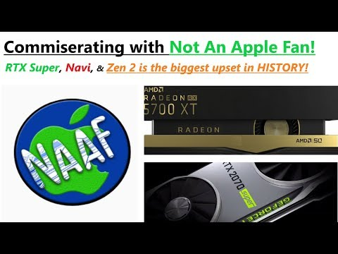 Commiserating With Not An Apple Fan! [Broken Silicon Episode 5]