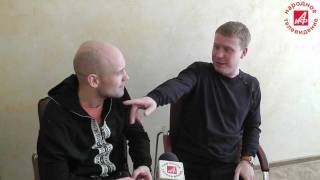 """""""Реальные пацаны"""" в гостях у """"АиФ"""""""