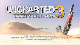 Uncharted 3 Soundtrack Song 1