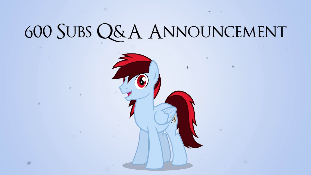 Q&A Announcement