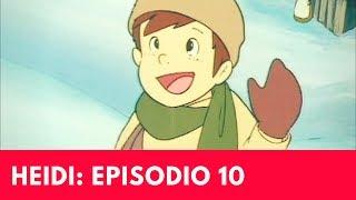 Heidi: Episodio 10- Una visita a casa de la abuela