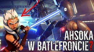 Ahsoka w Battlefroncie 2? Co nowego będzie w grze?
