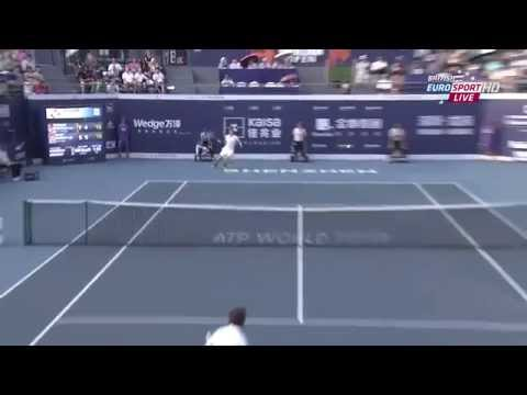 ATP 2014 Shenzhen Final - Murray vs. Robredo Full Match (HD)
