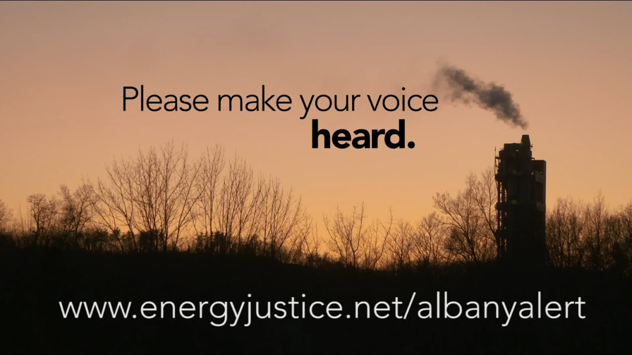 Clean Air for Albany County, NY - Stop Lafarge Tire Burning!