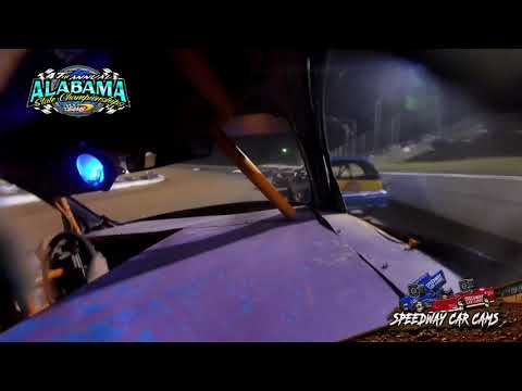 #7 Bobby Duell - FWD - 9-21-19 East Alabama Motor Speedway - In-Car Camera