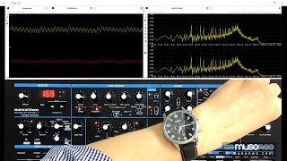 Sound-design z Novation Bass Station 2 - ukryte funkcje modulacyjne