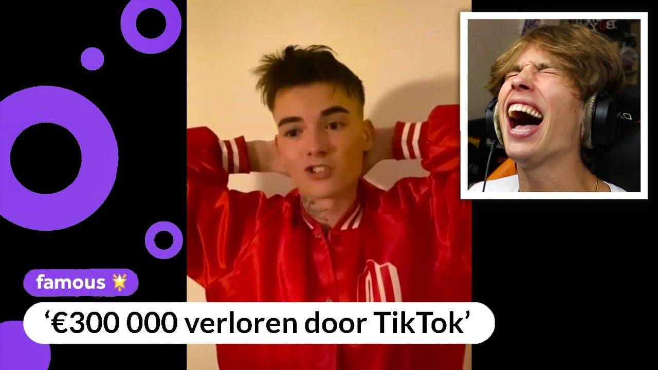 Jongen Verliest 300K door TikTok Scam !