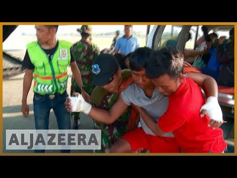 🇮🇩 'Time running out' for Indonesia tsunami survivors | Al Jazeera English