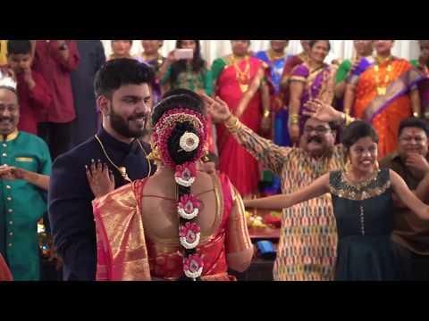 Ankita & Prathamesh's Engagement Dance | Govyachya Kinaryavar