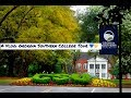 A Vlog: My First College Tour!   Georgia Southern University