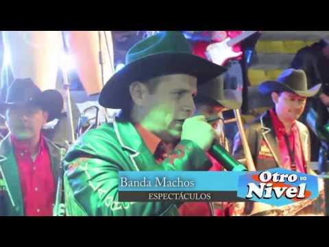 Musical Banda Mach´s en Morelia ( Otro nivel Espectáculos)
