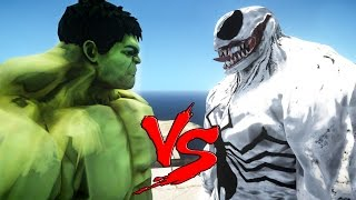 HULK VS VENOM (ANTI-VENOM) - EPIC SUPERHEROES BATTLE | DEATH MATCH