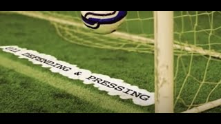 soccer drills defending pressing