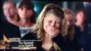 I love this comment from Daystar TV about The Sound of the Spirit.