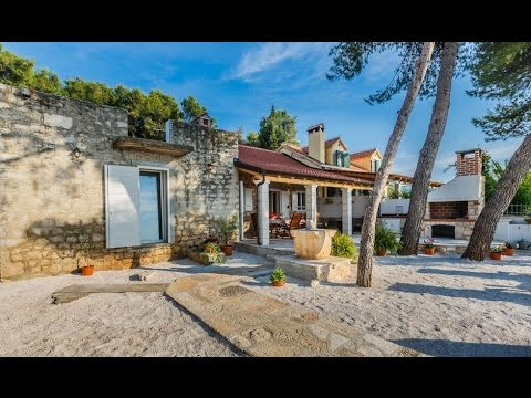 Summer residence on Brač, Croatia