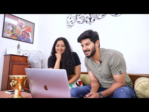 Dulquer Salmaan launches the title of Anuyathra.