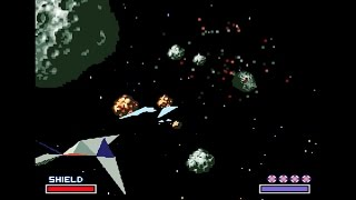 Star Fox: Asteroid Belt (Level 3) [1080 HD]