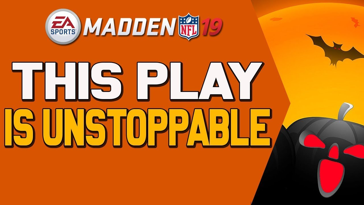 The Hardest Pass Play To Stop In Madden 19!! Tips And Strategies!
