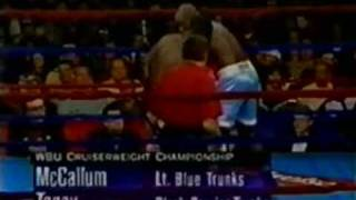 James Toney vs Mike McCallum lll -  [2/5]