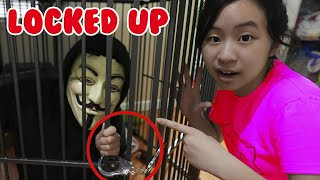 Game Master LOCKED UP and Face Reveal