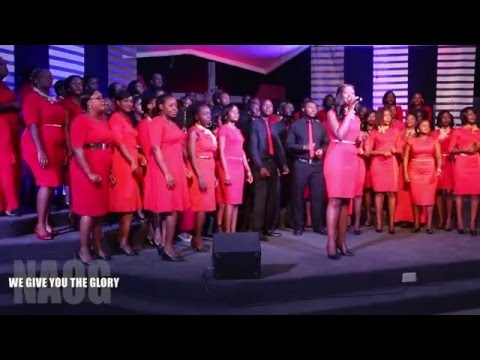 Northmead MEGA Choir - We Give You The Glory