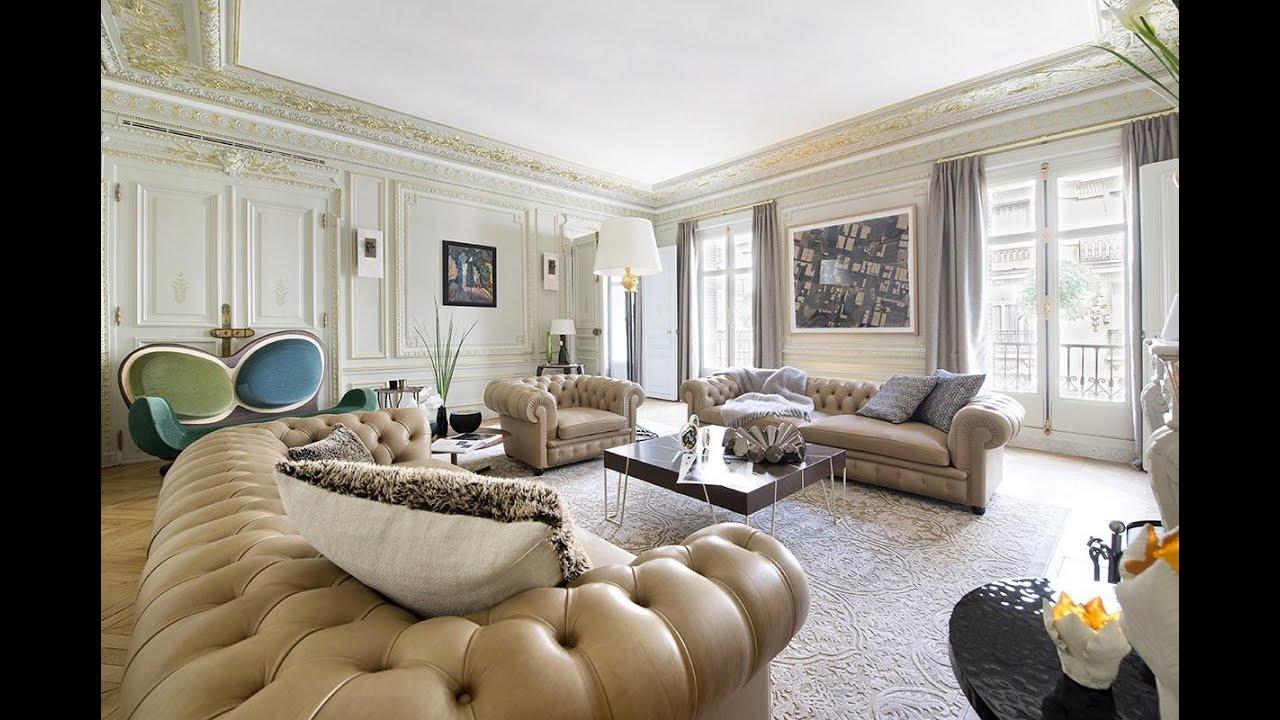 Gérard Faivre Luxury Paris Apartments For