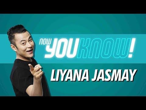 Now You Know: Paknil Cungkil Bakat Liyana Jasmay?