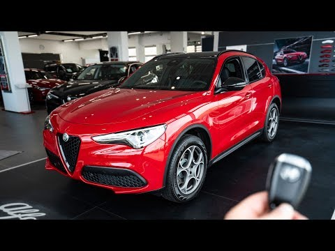 2019 Alfa Romeo STELVIO Q4