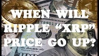 #1 Reason RIPPLE (XRP) Price is not going up in 2019?