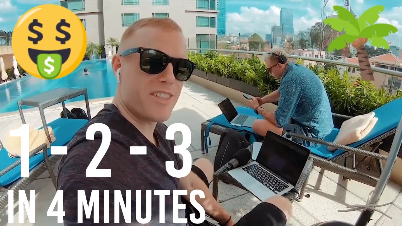 THE 3 CATEGORIES to MAKE MONEY ONLINE(in 4 mins)
