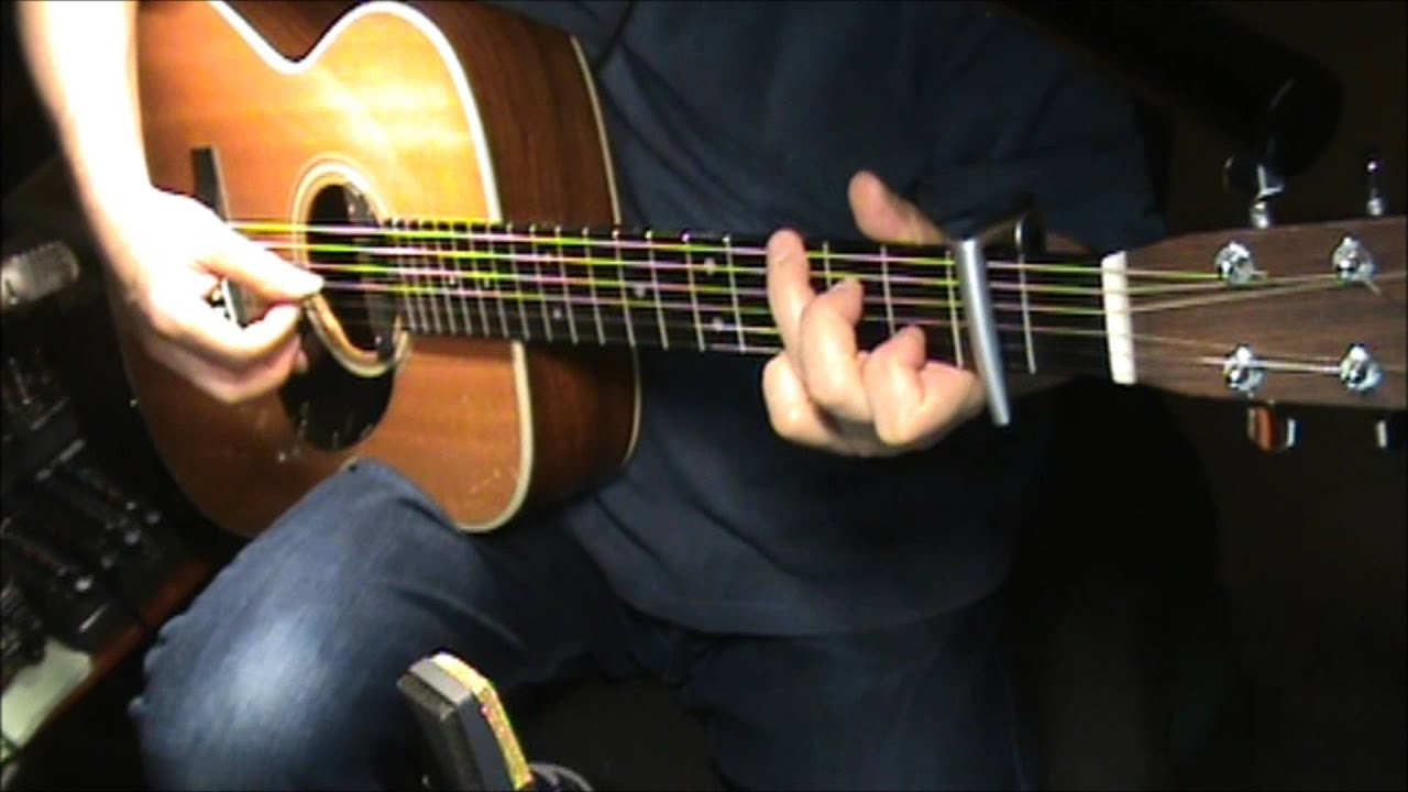 In The Palm Of Your Hand Ron Block Alison Krauss Guitar Chords