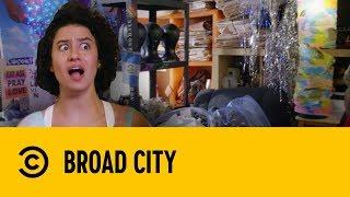 Jaime's Hoarding Nightmare | Broad City
