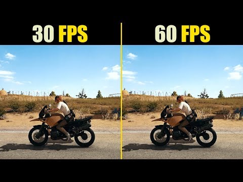 30 FPS vs. 60 FPS Gaming