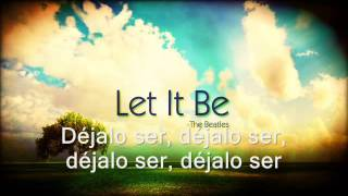 The Beatles- Let It Be (Subtitulado Español)