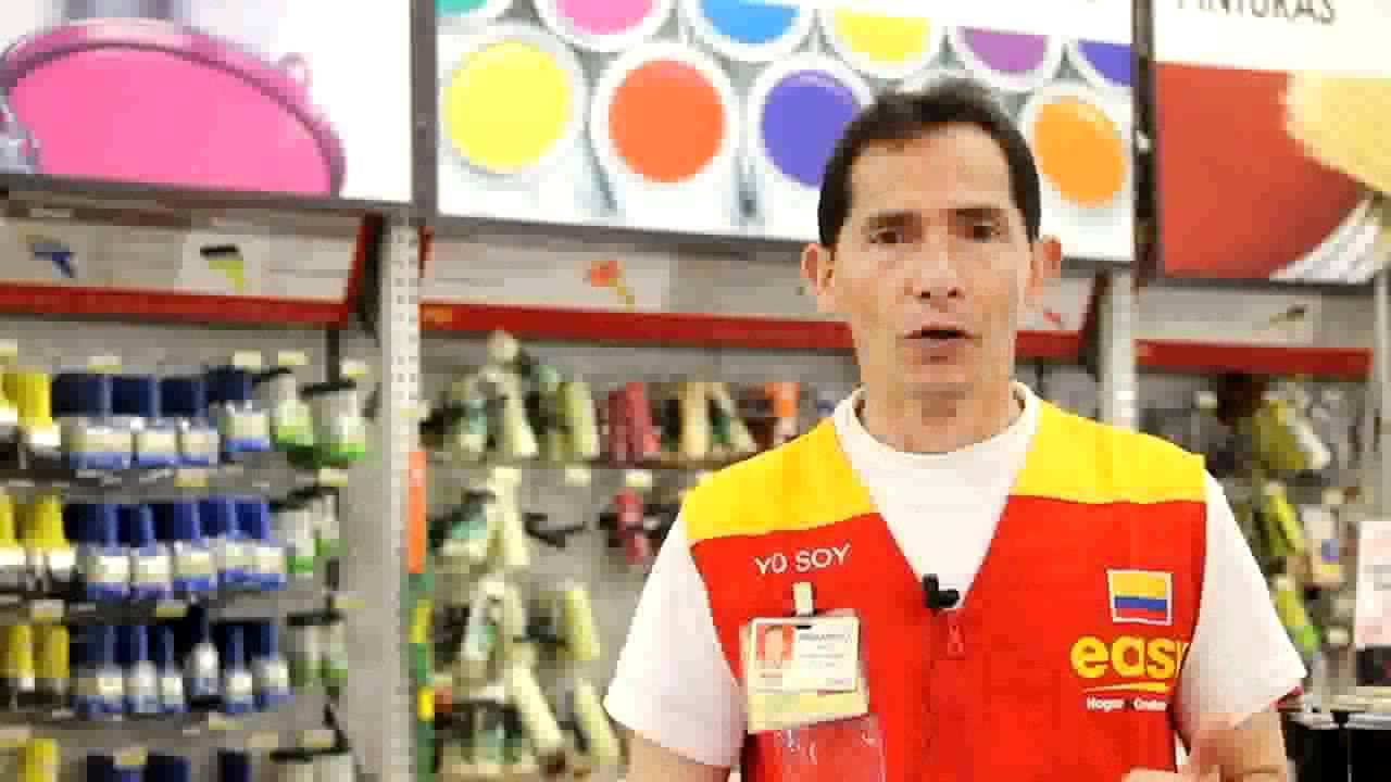 Vendedor Especialista Pinturas Don Jimmy