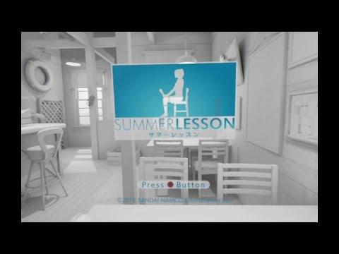 Summer Lesson: Hikari Miyamoto (JP)  45 Minute Playthrough [PS4]