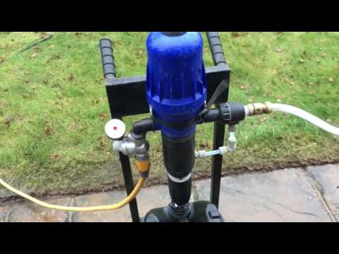 Soft Washing With The Clever Injector