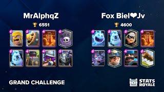 MrAlphqZ vs Fox Biel❤️Jv [GRAND CHALLENGE]
