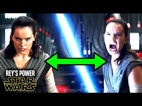 Star Wars! Rey Is Very Powerful For This Reason! Revealed & Explained