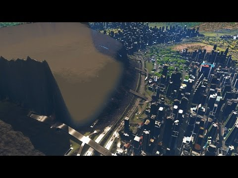 cities skylines sewage tsunami shitstorm know your meme