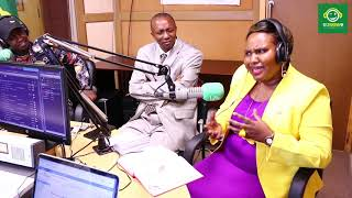 Part 1 : Pastor Susan Munene (Twa Twa ) mitamboini ya Gukena Fm