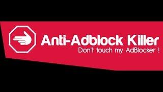 Aggirare Anti AdBlock!