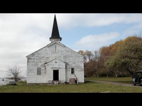 Helping Hammers: Peddocks Island Chapel Restoration