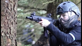 Airsoft War - G&G UMP - ICS CXP - Barrett M82