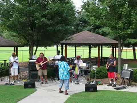 Reggae: Zion Lion in Fennville, Michigan Part 1