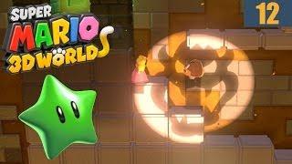 Super Mario 3D World Let´s Play #012 [GERMAN] - Versuch unentdeckt zu bleiben!