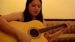Making love out of nothing at all Air Supply acoustic COVER