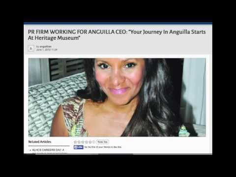 ANGUILLA REBRANDING @ 1.5 Million    FRAUD EXPOSED?